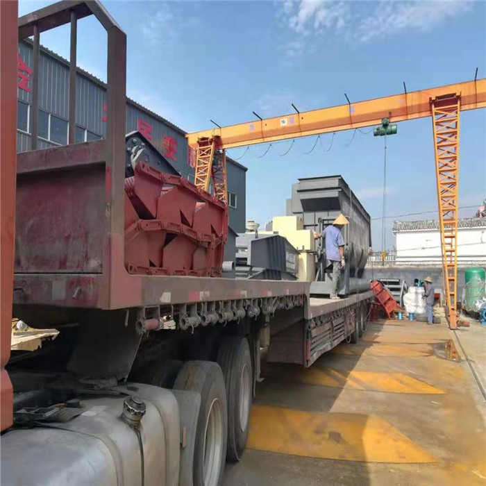 鑫福民机械  中型洗煤机械 大型洗煤机械 中型洗煤机械 厂家价格