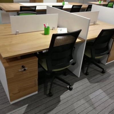 【楠叶】 办公家具——办公桌 陕西办公椅