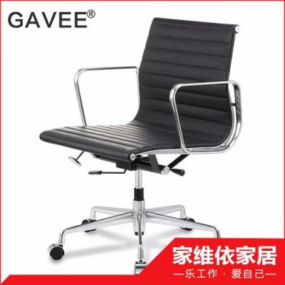 【GAVEE】LM 办公椅   办公家具   电脑椅  GAVEE高端进口皮办公椅 办公家具 办公家用椅  升降椅