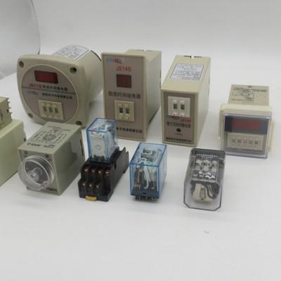 启亚 时间继电器 时控开关 时间继电器 继电器 温控器    时间继电器