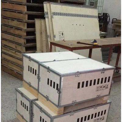 广州木箱包装厂 木箱包装厂家  出口木箱包装