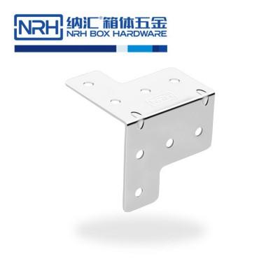 纳汇/NRH7601-60 箱包五金护角 灯光箱包角 铝箱包边 箱子包角