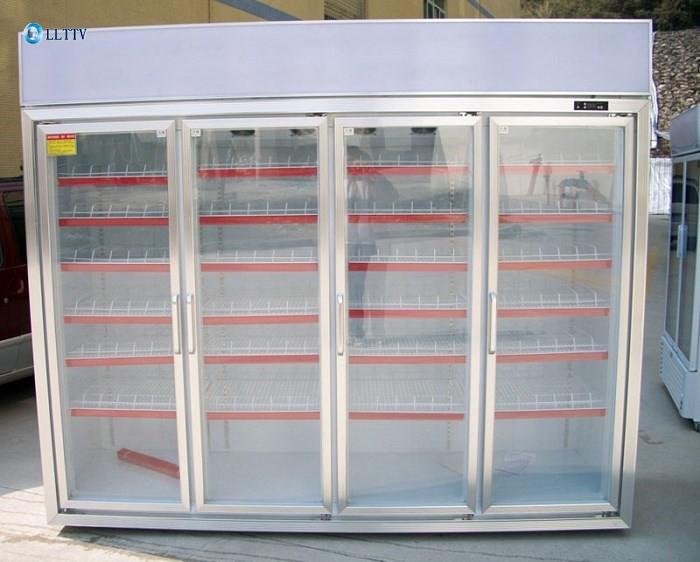 直销供应安德利冷柜四门饮料冷柜 饮料展示柜制冷速度快  低噪音,高能效,耗电小,环保节能 质量保障!