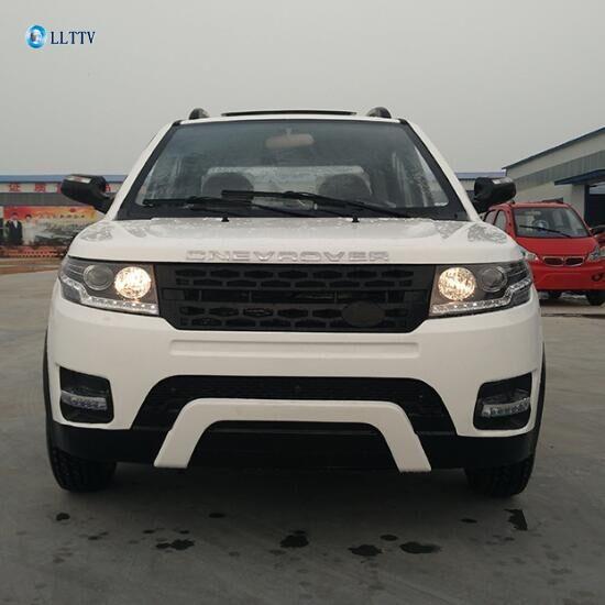 上海好科学-纯电动汽车路虎越野型!  做纯电动汽车,赚心集团更专业   好科学电动汽车,第二也很好!!